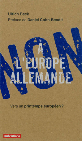 Non à l'Europe allemande