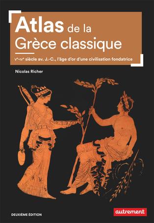 Atlas de la Grèce classique
