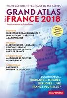 Grand atlas de la France 2018
